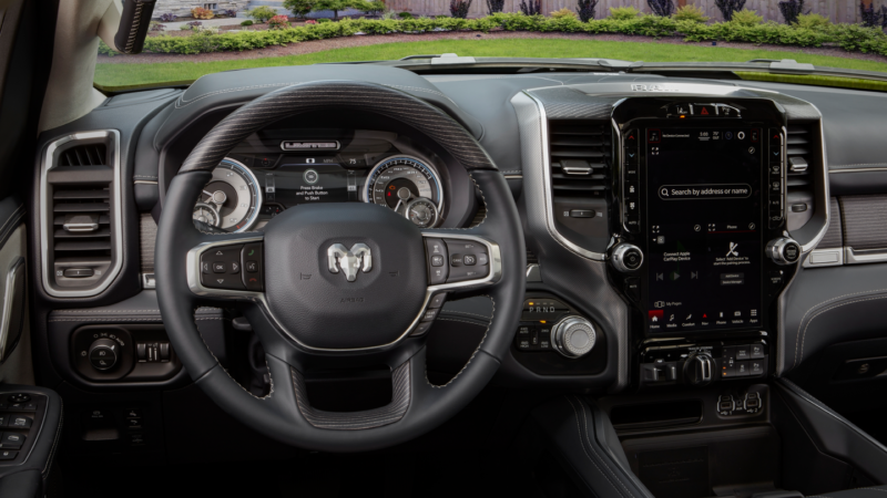 Luxury and Strength Combined in 2022 Ram 1500 Limited 10th Anniversary Edition