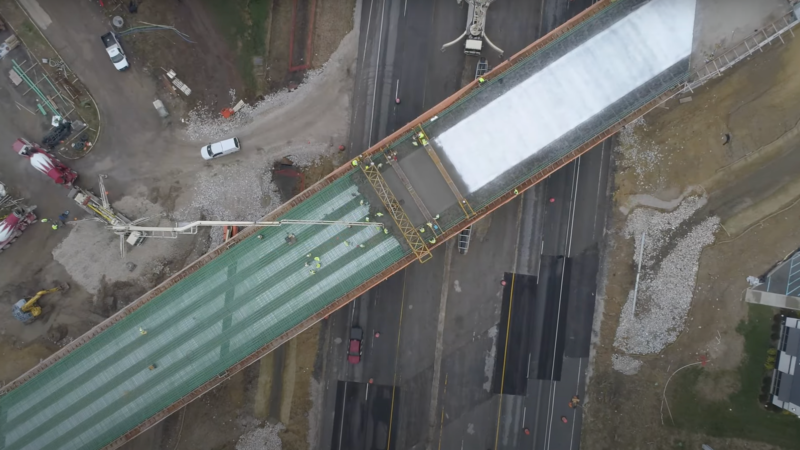 Brent Spence Bridge Emergency Repair, 5 Other Road Projects Win Awards